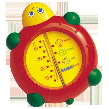 Termômetro para banho tartaruga